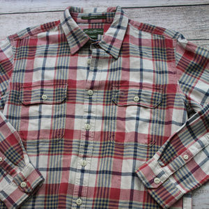 NEW Eddie Bauer button-up shirt